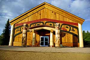 first nations long house